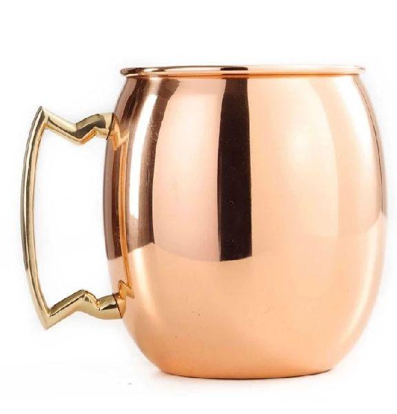 Copper Plain Cups