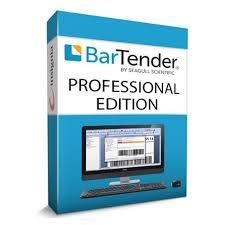 Bartender Barcode Software