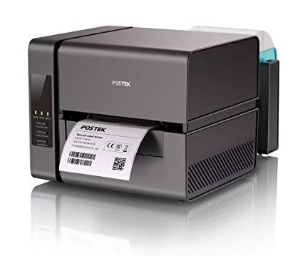 Postek EM 200 Barcode Label Printer