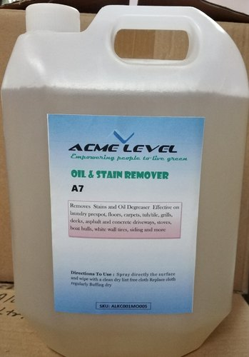 ACME Level A7 Oil & Stain Remover