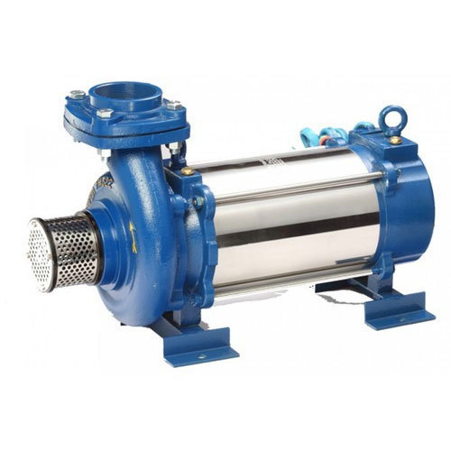 Single Phase Open Well Submersible Water Pump