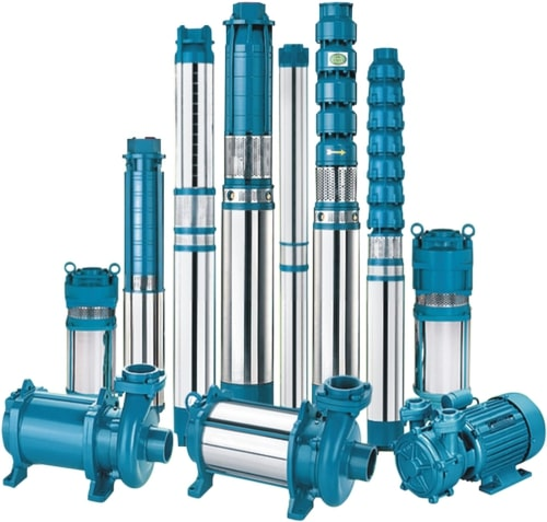 Submersible Pumpset