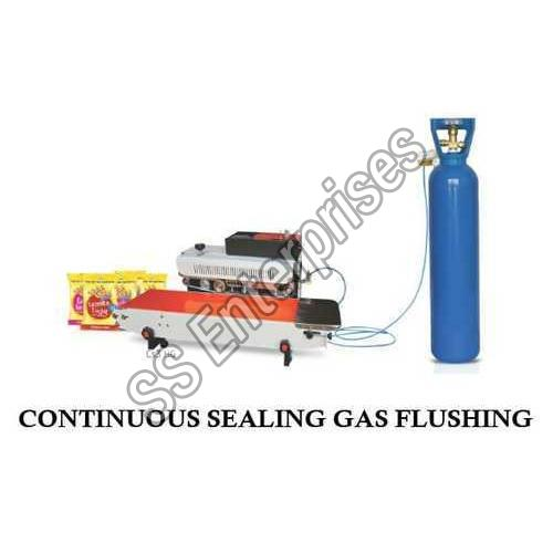 Gas Flushing Sealing Machine