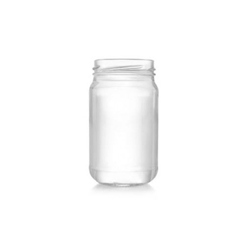 Honey Glass Jar (Round 100 ml)
