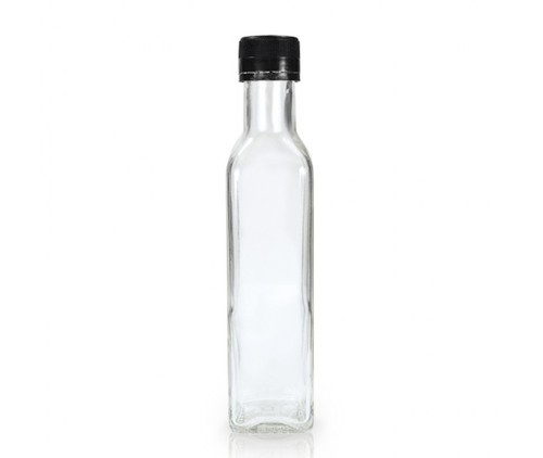 Marasca Glass Bottles (Square)