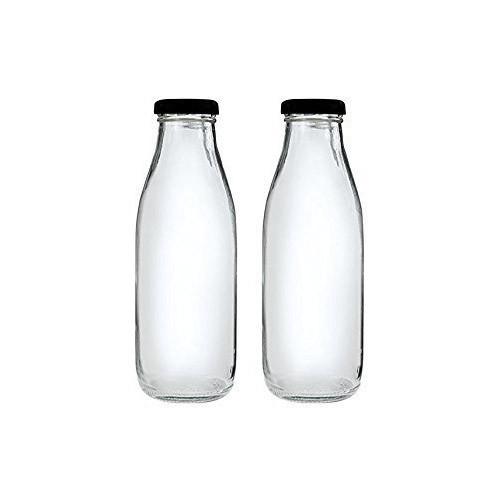 Milk Glass Bottles (300 ml)