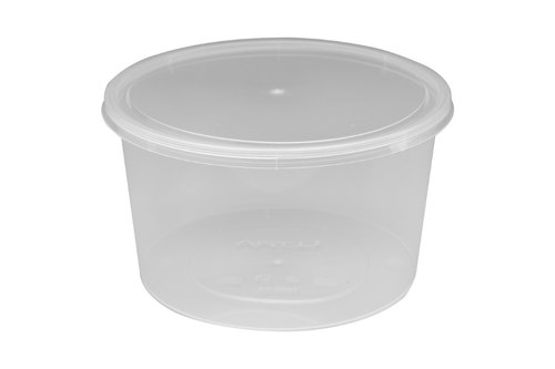 300ml Disposable Plastic Food Container