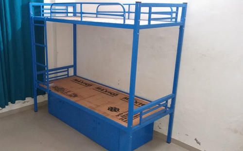 Bunk Bed With Storage Box
