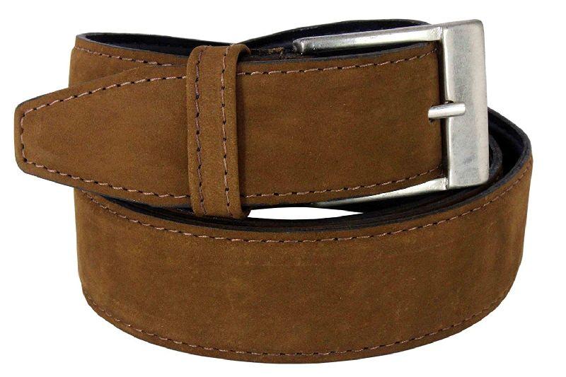 Suede Leather Belt