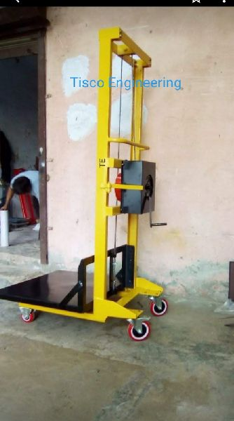 ACB Lifting Trolley 33kv ( breaker handling trolley )
