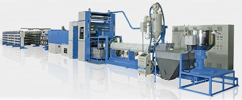PP Flat Yarn Making Machine
