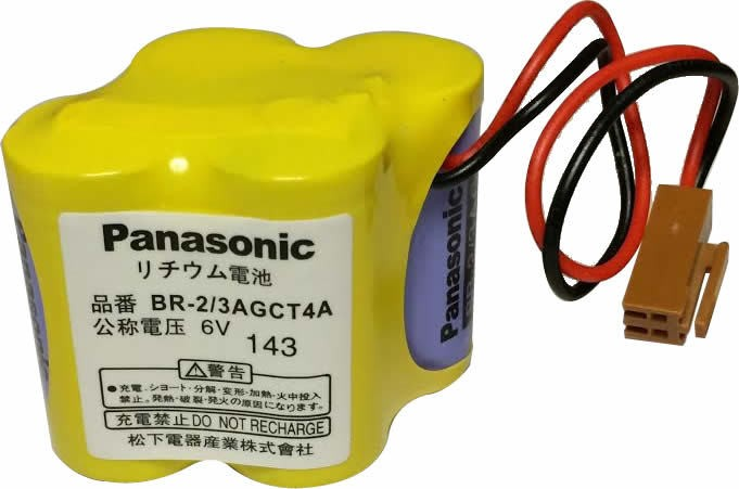 Panasonic Industrial Batteries
