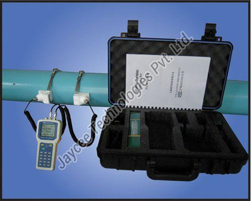 Clamp On Type Flow Meter