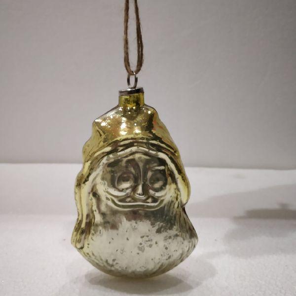 Glass Hanging Ornament