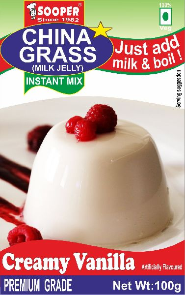 Milk Jelly Instant Mix