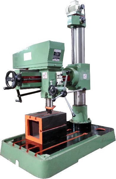 JIR40 : 40mm Cap. Radial Drilling Machines