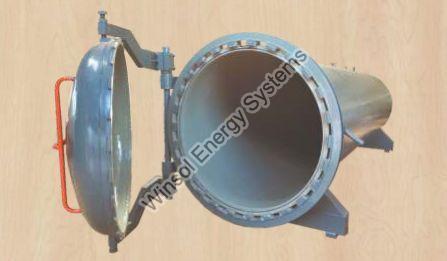 Vacuum Pressure Timber Treatment Plant