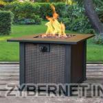 Autumn Hills Gas Fire Table