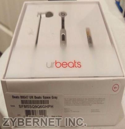 Urbeats Earphone 03