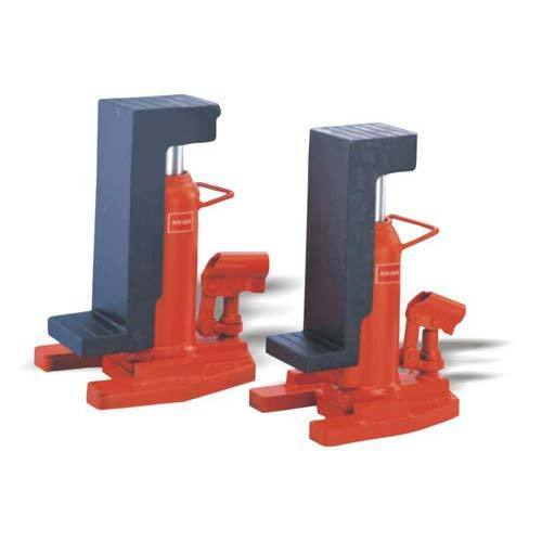 Hydraulic Toe Lift Jack