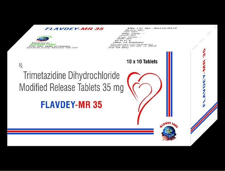 Flavdey-MR 35 Tablets