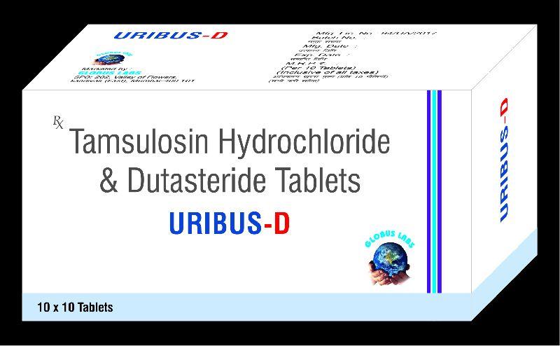 Uribus-D Tablets