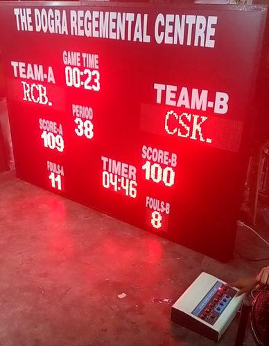 Football and Hockey Scoreboard