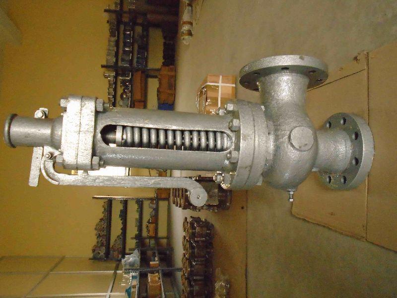 Safety Valve for Boiler