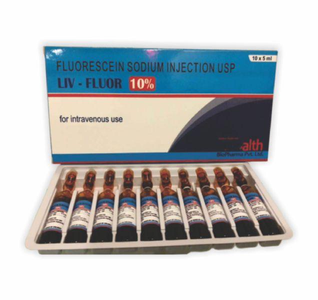Fluorescein Sodium Injection