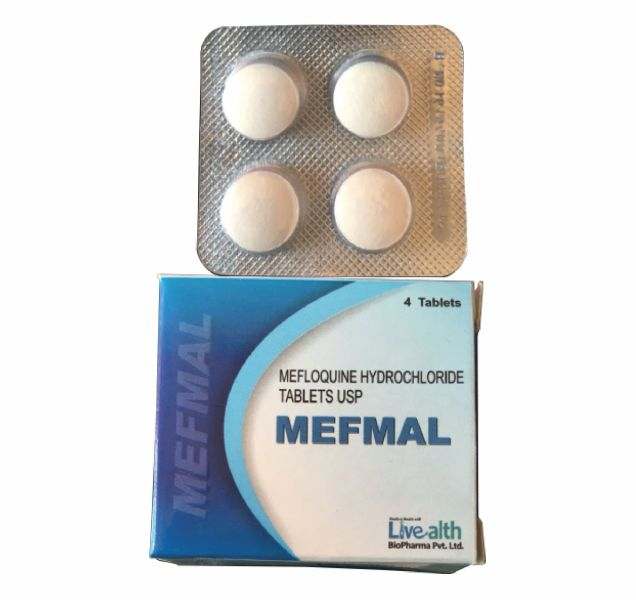 Mefloquine Hydrochloride Tablets