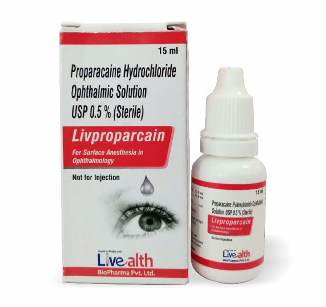 Proparacaine Hydrochloride Ophthalmic Solution