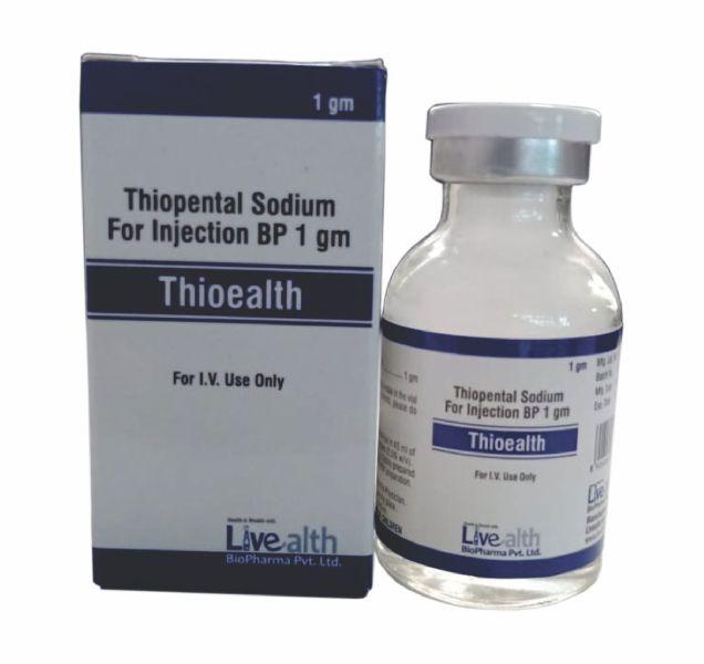 Thiopental Sodium Injection
