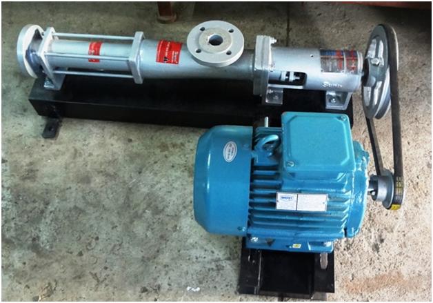 Single Screw Pump
