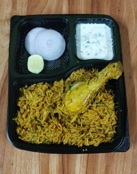 Disposable Non Sealable Meal Tray