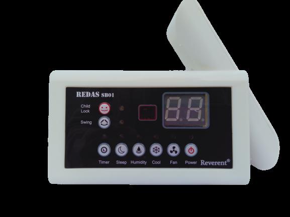 Redas SSB01 Remote Operated Air Cooler Conversion Box