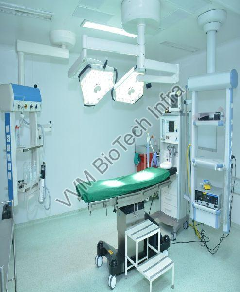 Modular Operation Theatre Designing Services
