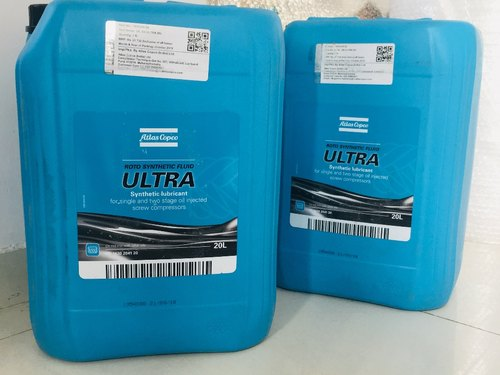Atlas Copco Ultra Synthetic Lubricant Oil