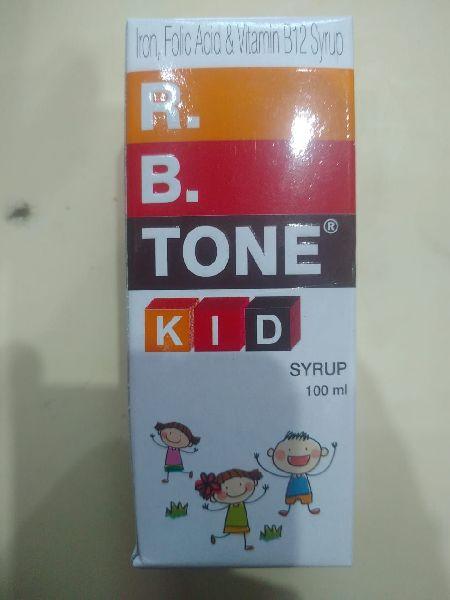 R.B. Tone Syrup