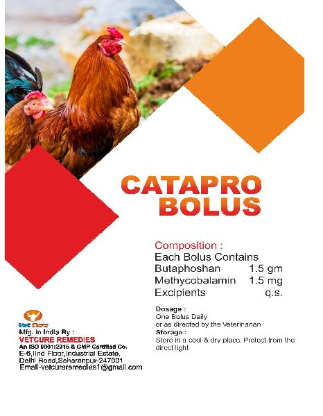 CATAPRO BOLUS