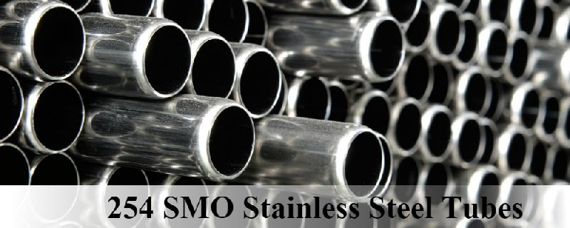 254 SMO Stainless Steel Tubes