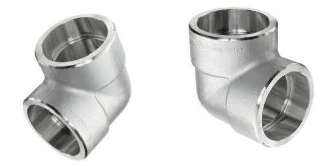 Socket Weld 3D Elbow