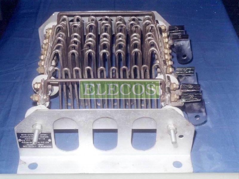 Motor Alternator Starting Resistor