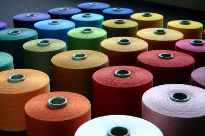 100% Spun Polyester Yarn (RW & Dyed / Mixed Blends)