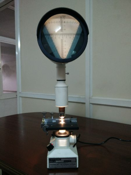 V- Notch Harmony Profile Projector