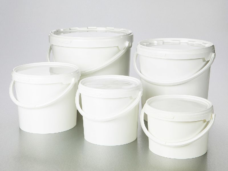 White Containers