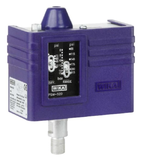 PSM 520 Industrial Pressure Switch