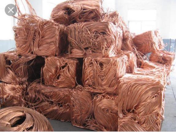 Copper Millberry/ Wire Scrap