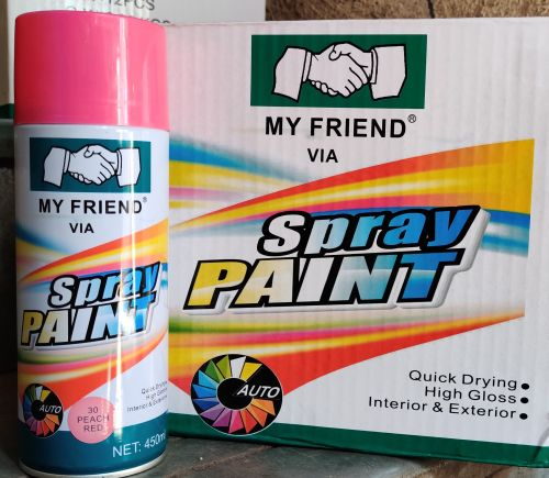 My Friend Spray Paint