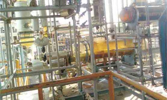 Sulphuric Acid Concentration System