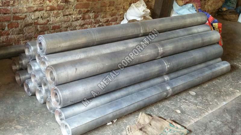 Welded Lead Rolls